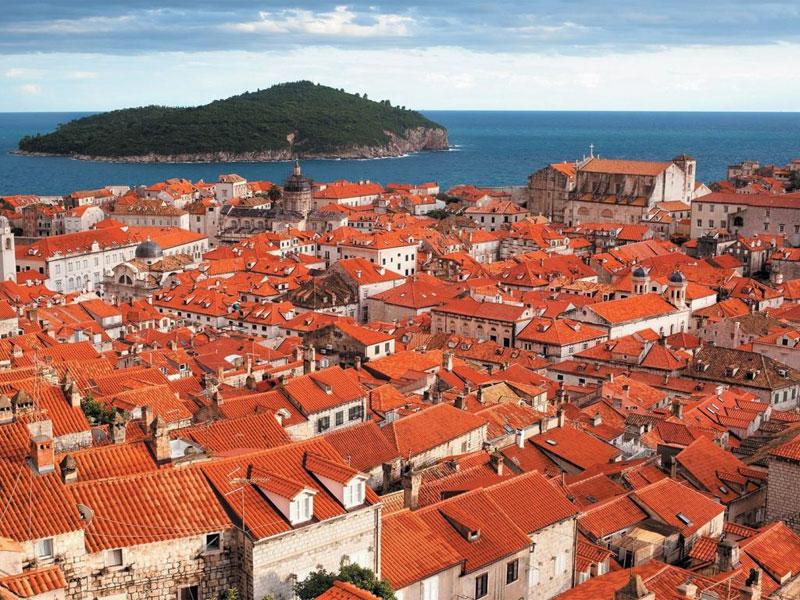 Многие хорватские города сохранили свое историческое очарование