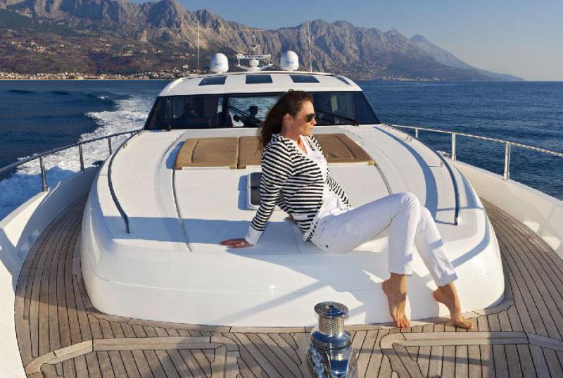 Яхтинг - самый романтичный вид морского отдыха