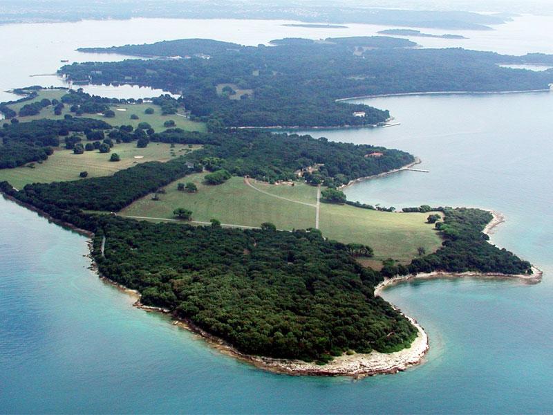 Остров Большой Бриун - центральная часть национального парка