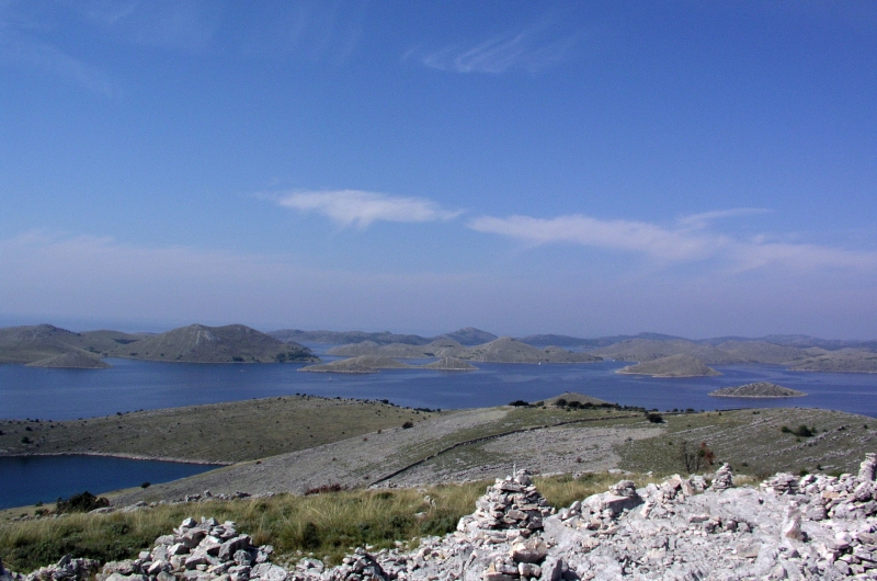 Национальный парк Корнаты включает в себя целый архипелаг небольших островков
